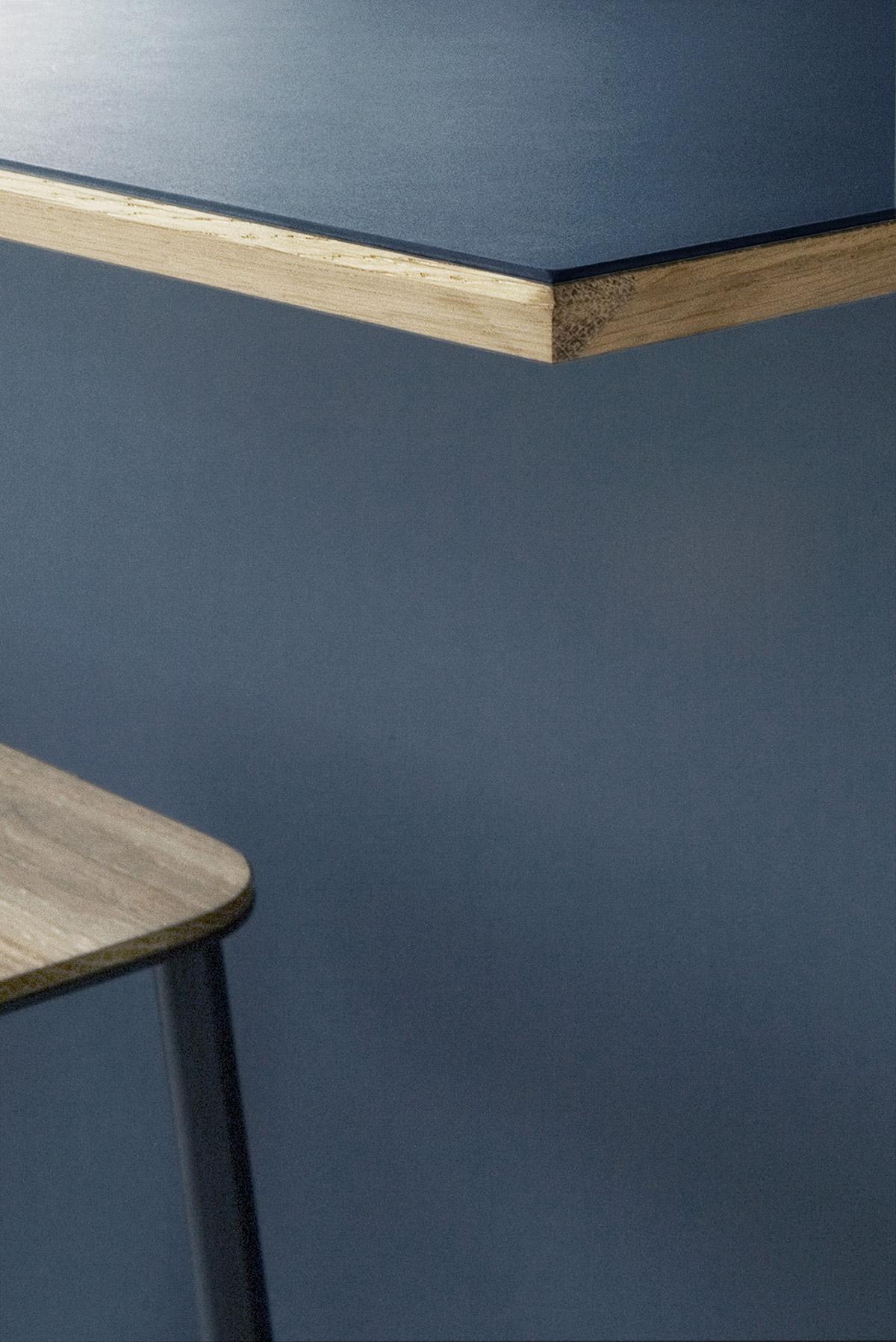 Snedkerkøkkenet Rahbeks Allé - designet og produceret af Nicolaj Bo™