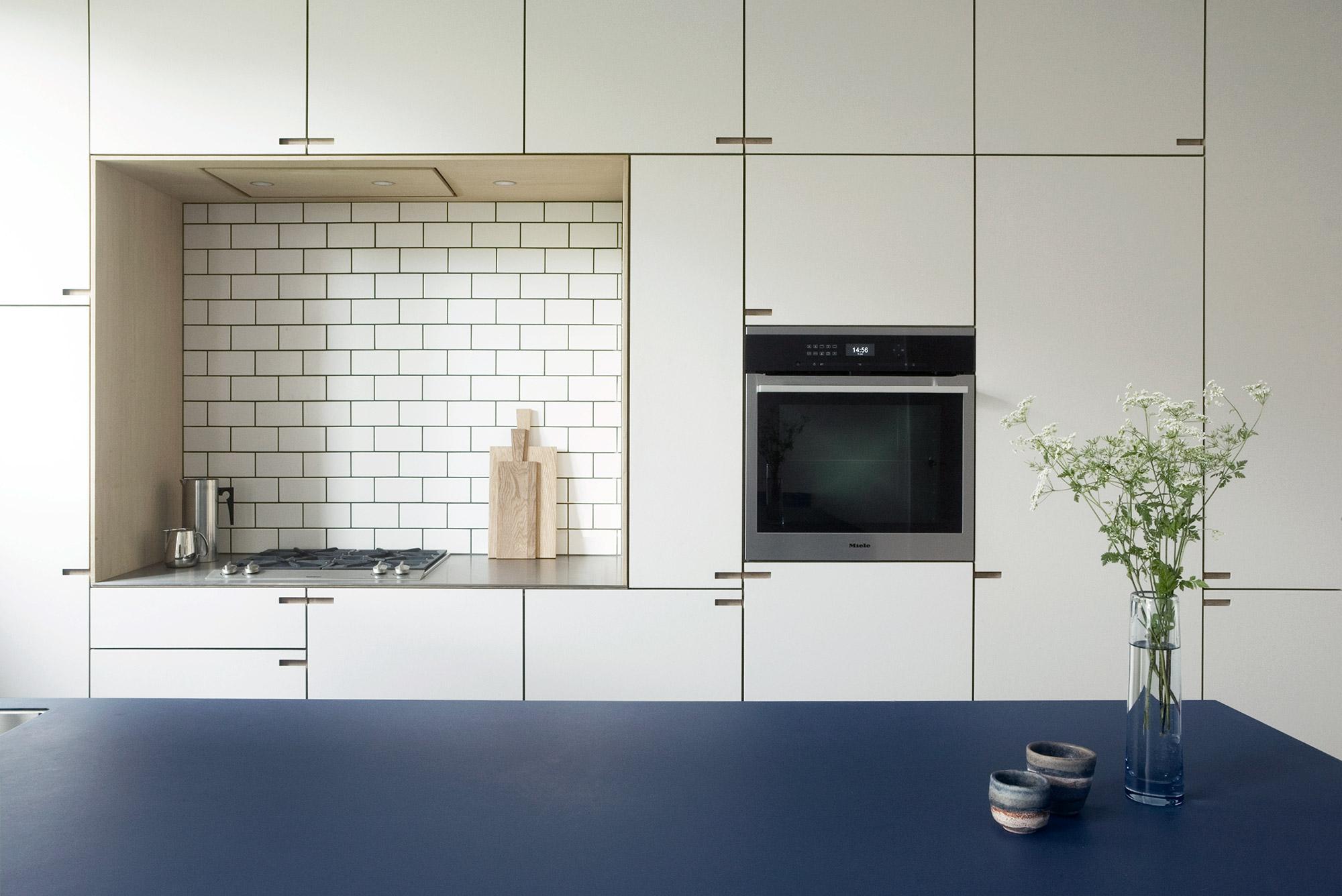 Snedkerkøkkenet Rahbæks Allé, Frederiksberg - designet og produceret af Nicolaj Bo™