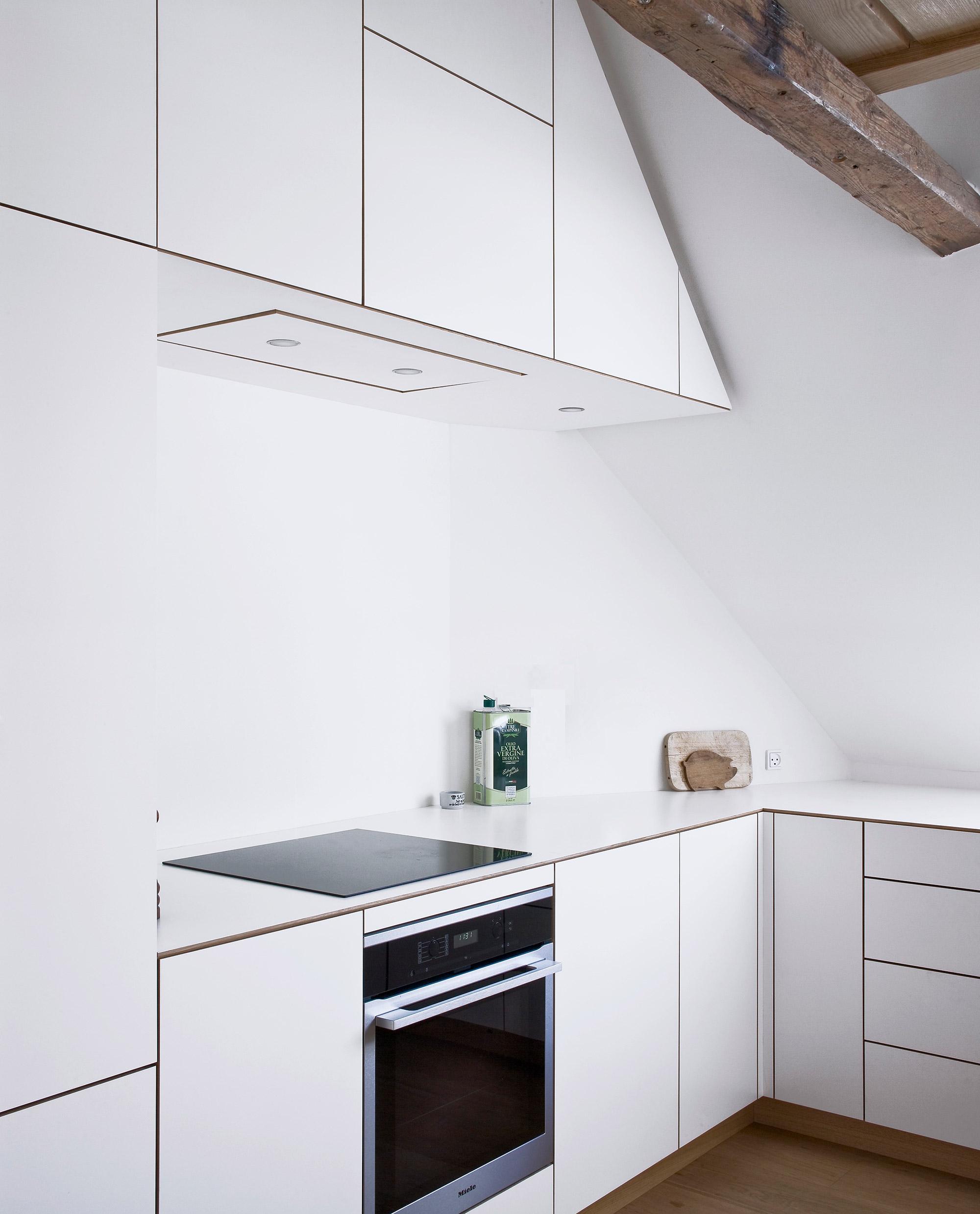 Snedkerkøkkenet Enghave Passage - designet og produceret af Nicolaj Bo™