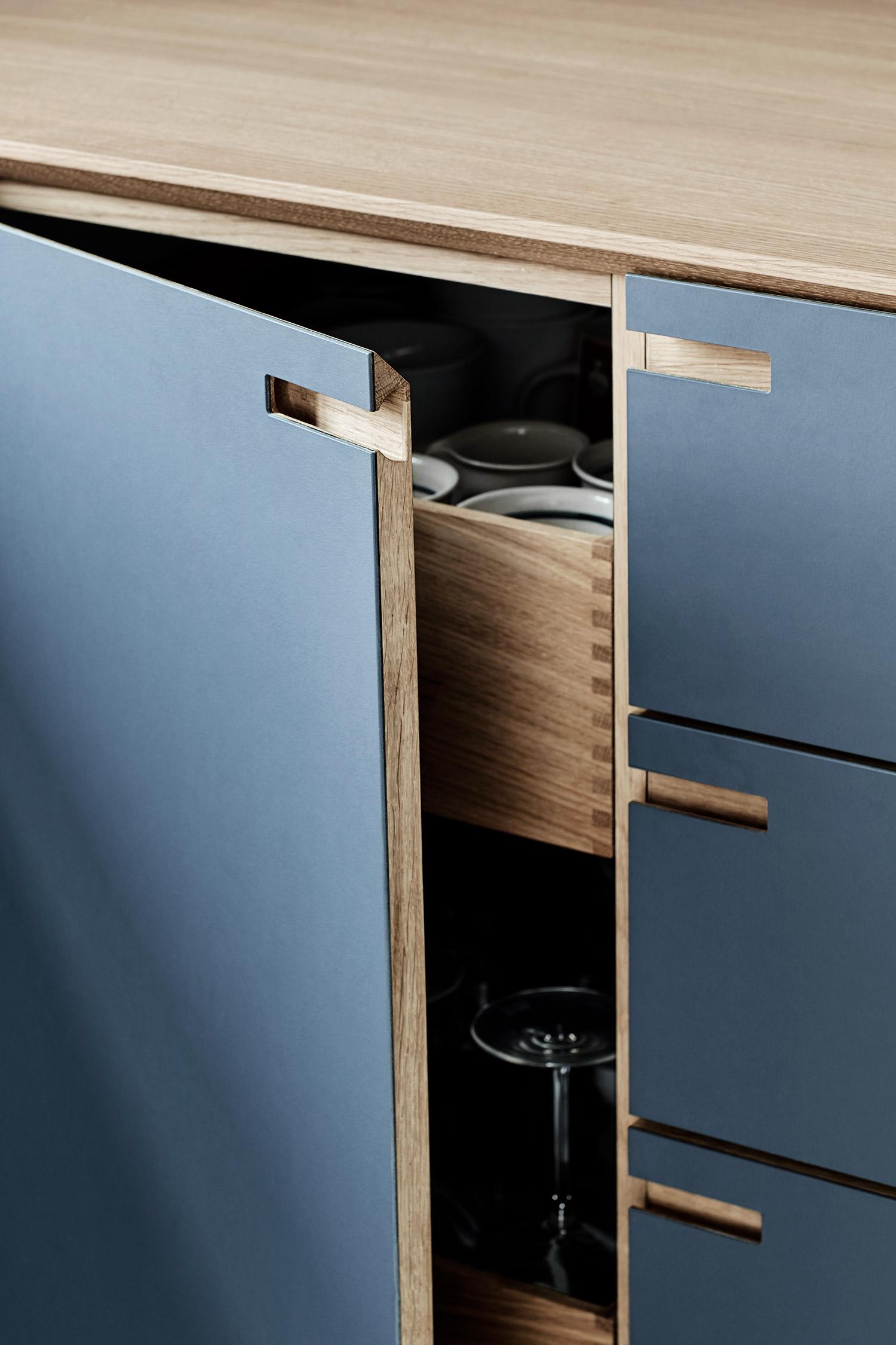 Danish minimalist kitchen design by Nicolaj Bo™