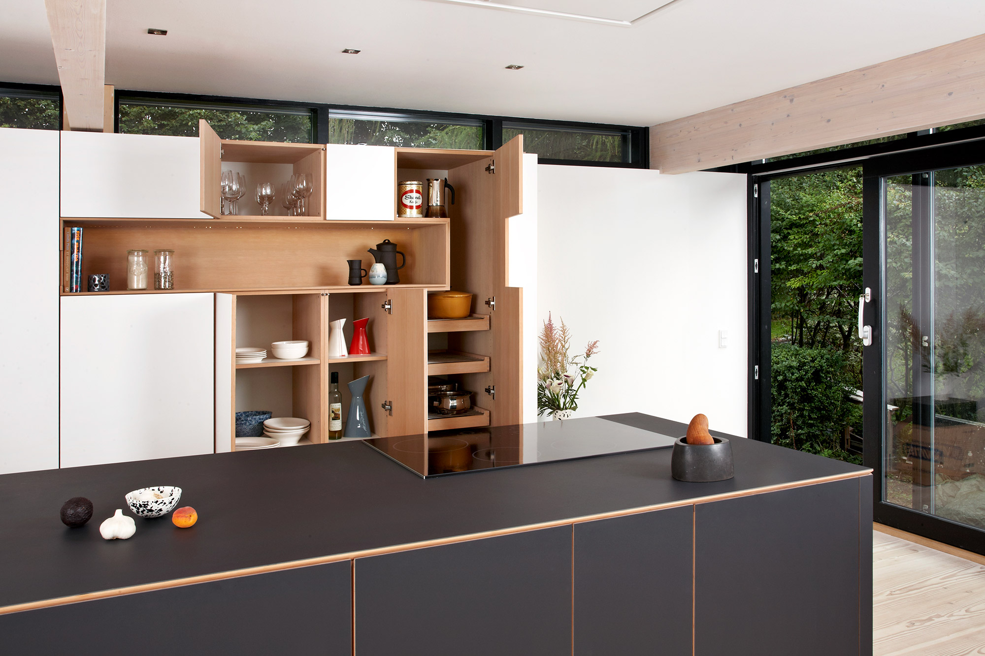 Snedkerkøkkenet Steen Blichersvej - designet og produceret af Nicolaj Bo™