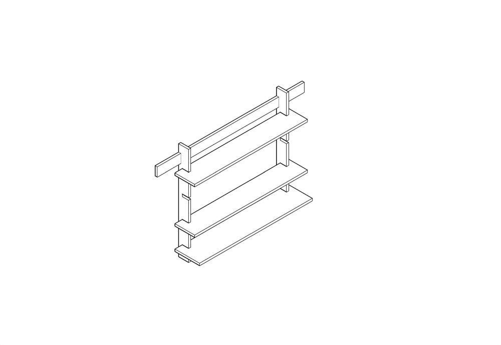 Fleksibel fletreol i eg - af Nicolaj Bo™