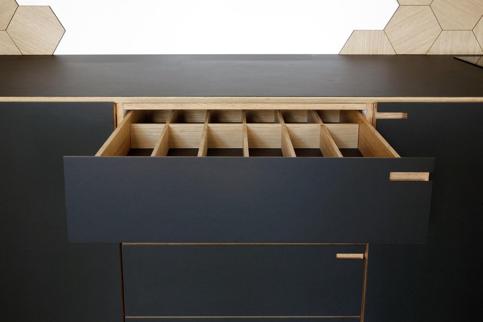 Snedkerkøkkenet Ribegade - designet og produceret af Nicolaj Bo™