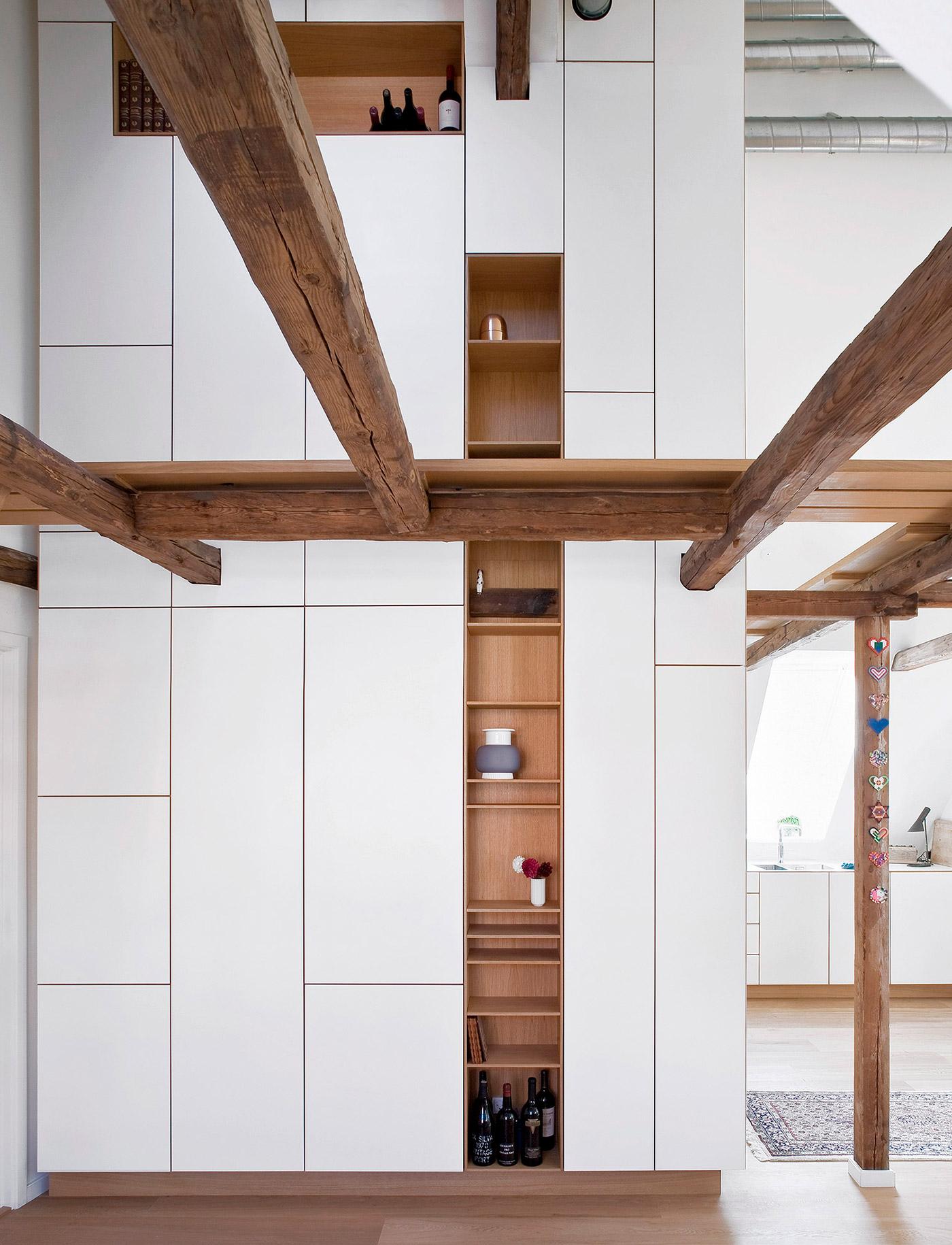Snedkerkøkkenet Enghave Passage - design og produktion af Nicolaj Bo™
