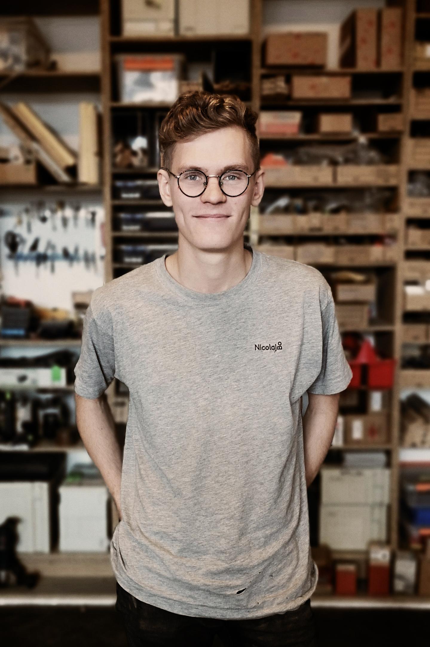 Andreas Nathan - Nicolaj Bo™